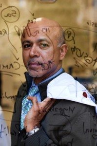 Abraham Verghese - style