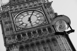 Big Ben by fussy onion on flickr