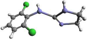 Clonidine CFS
