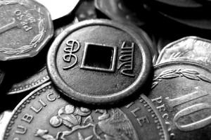 Coins by Catalina Olavarria