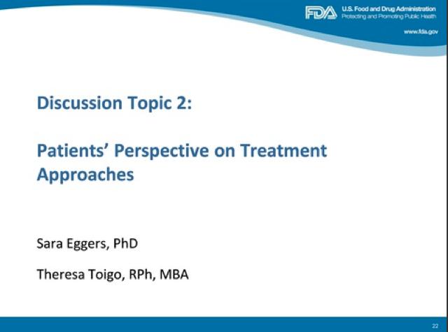 FDA Workshop 3