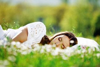 Good Sleep Behavior CFS