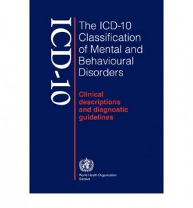 ICD-10 Blue Book