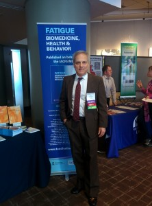 Dr Fred Friedberg at IACFS/ME