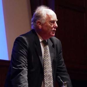 Photo of Dr. Ian Gibson