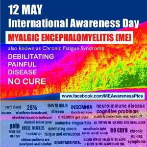 International Awareness Day - ME Aareness Pics - Facebook