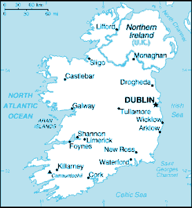 Ireland-CIA_WFB_Map