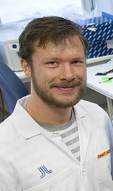 Photo of Dr. Jakob Theorell