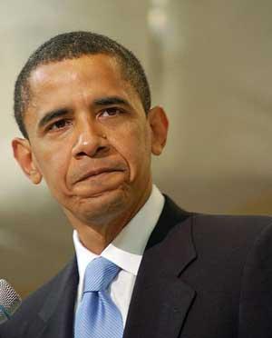 Obama responds CFS Request