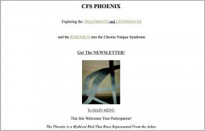Old phoenix cfs.org forum screenshot