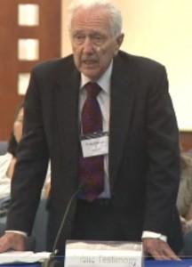 Rev Bernard Hillenbrand