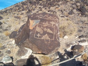 Actual Petroglyph from the park.