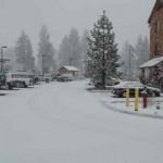 Snowstorm Lake tahoe Corinnes visit Dr Peterson March 20121