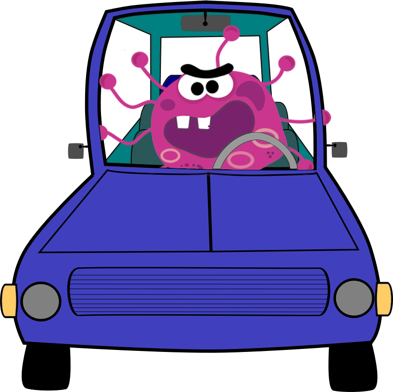 The increased cytokine levels could be the results of a 'hit and run' virus