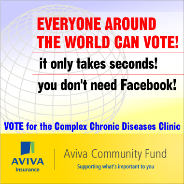 Everyone around the world can vote