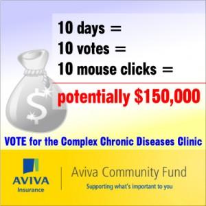 10 days, 10 votes, 10 clicks - $150k