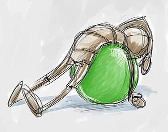 exhaustball
