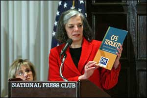 CDC Toolkit for CFS Shown in 2006