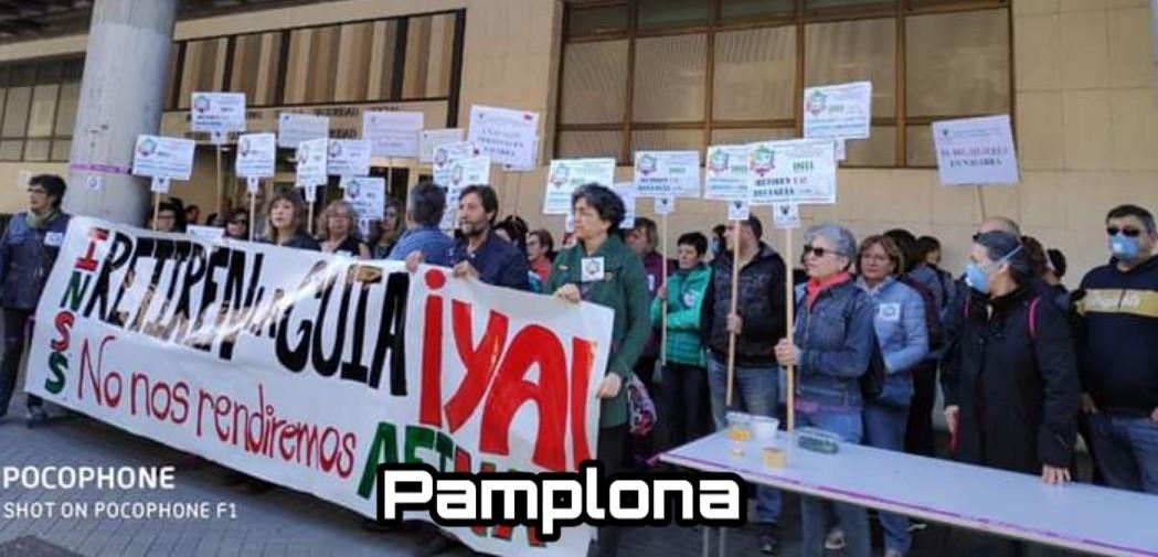 Photo de démonstration pour les pensions d'invalidité de travail dues à la fibromyalgie ou à l'EM/SFC.