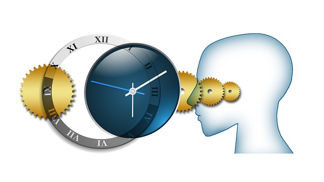 pixabay clock and face o