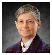 Dr Elizabeth Unger: leader of the CDC cFS research program