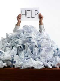 Information overload in chronic fatigue syndrome?
